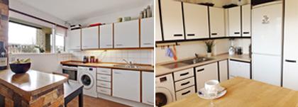 Silvan køkkenskabe