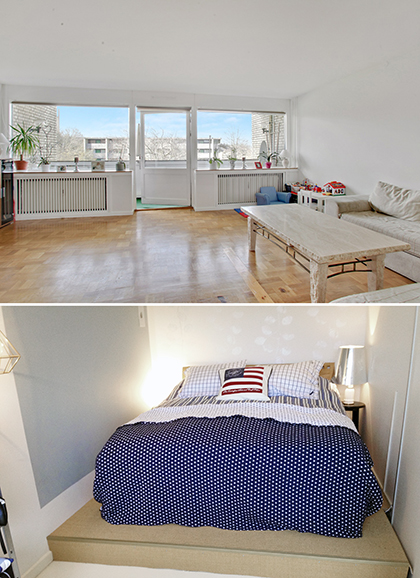 Soveværelset   de private gemakker   boliga.dk
